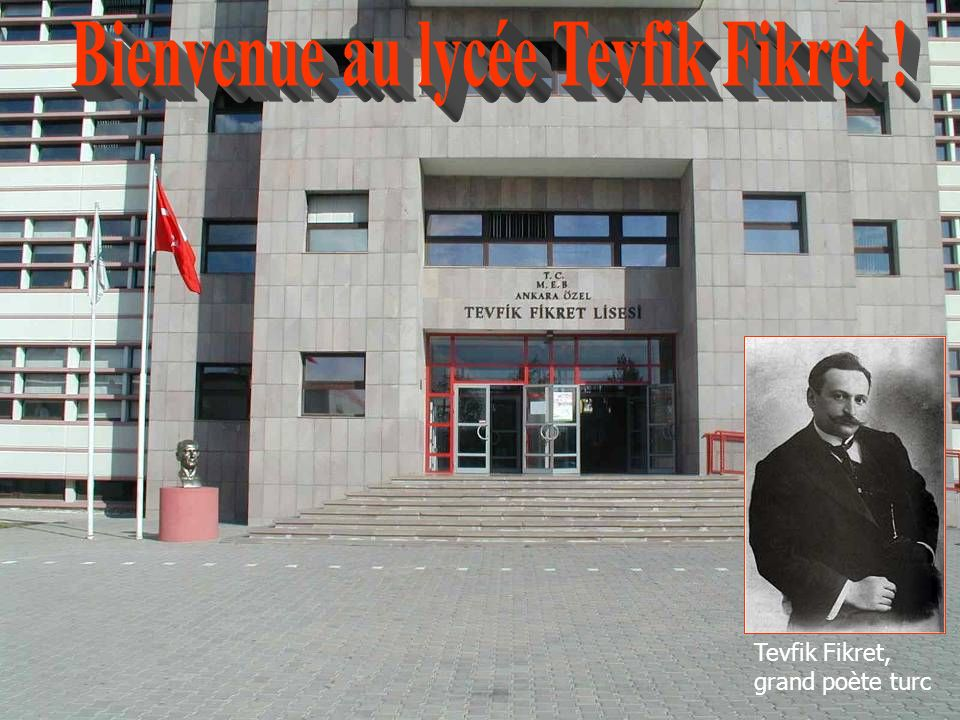 Tevfik Fikret, grand poète turc