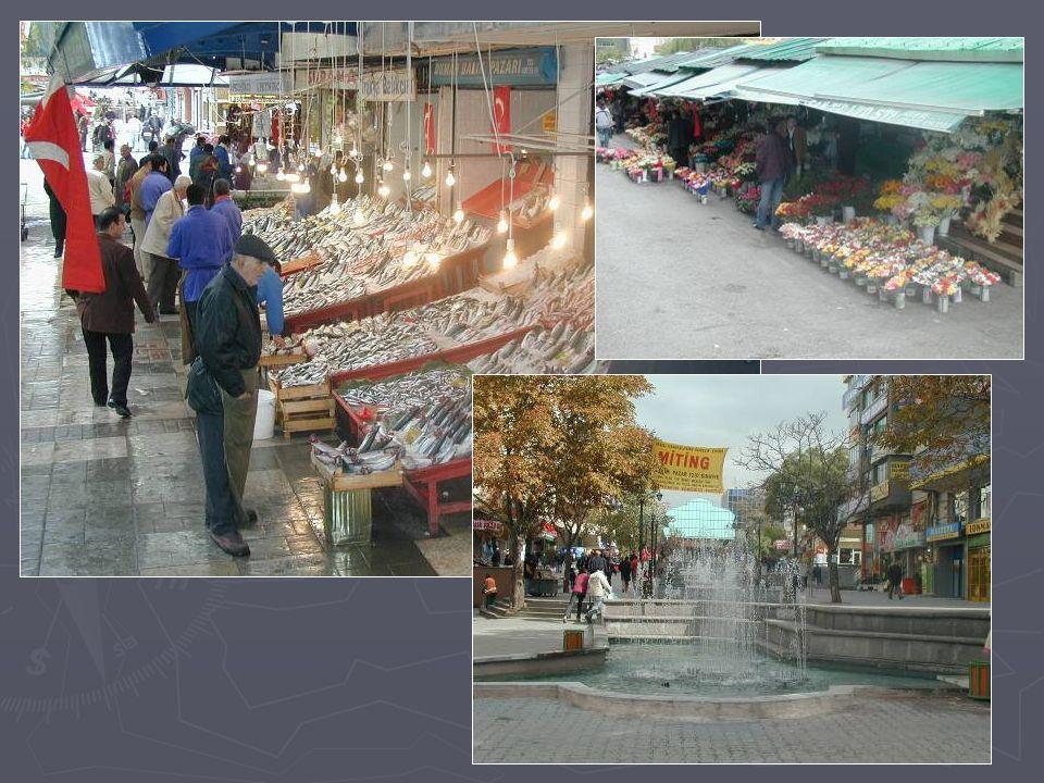 Deux autres quartiers dAnkara, à la fois agréables et animés où lon trouve tout ce dont on a besoin.