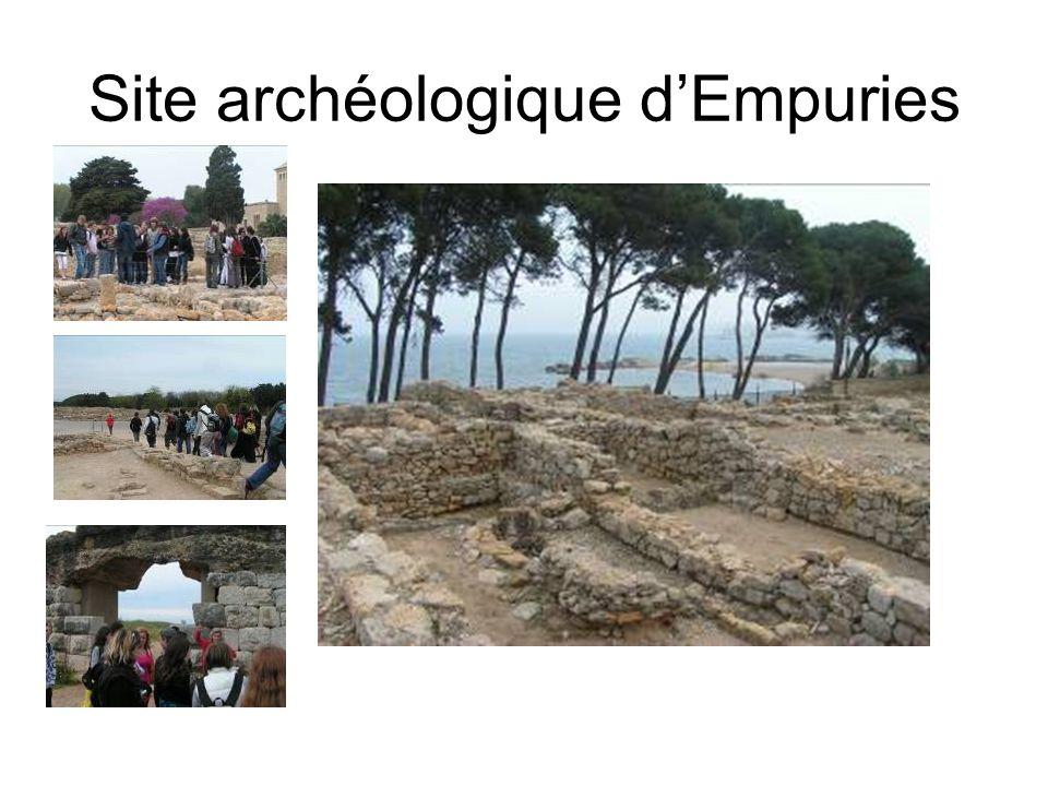 Site archéologique dEmpuries