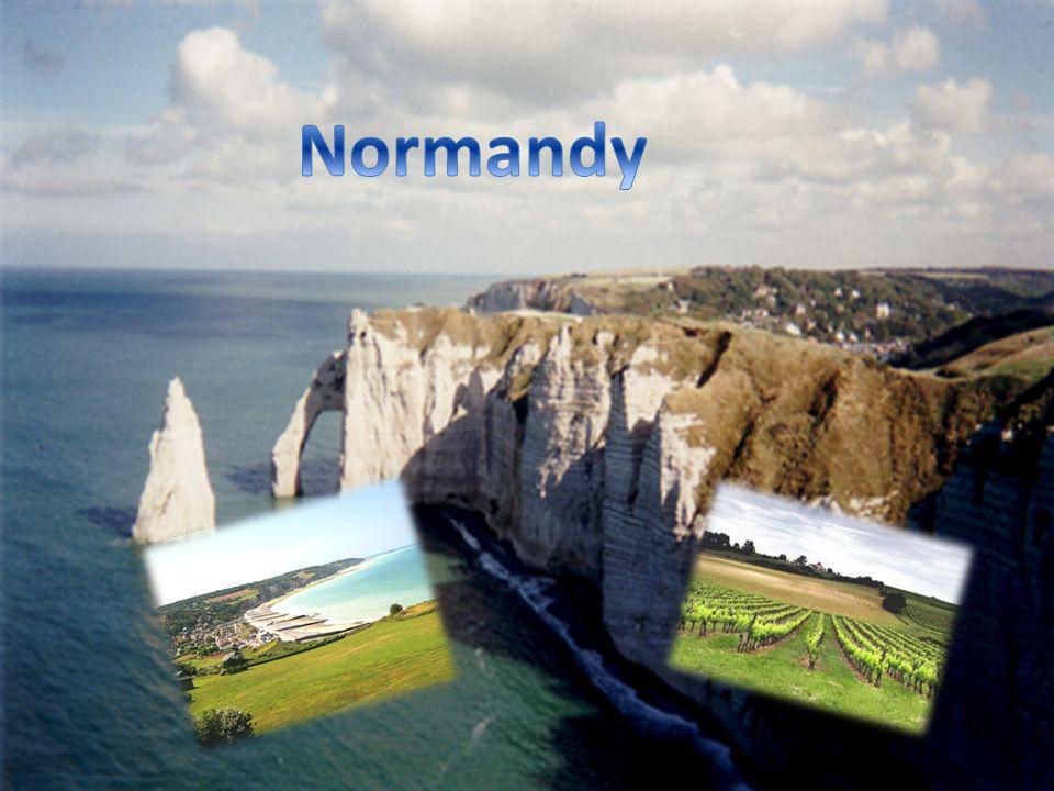La Normandie est une ancienne province française.