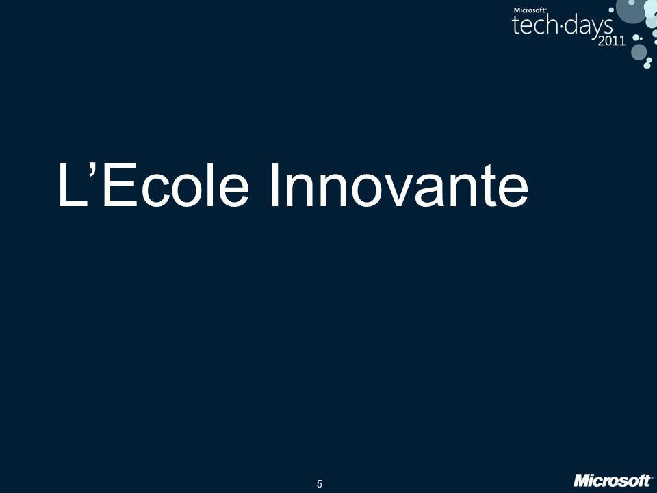 6 Quest-ce que le projet Ecole Innovante .
