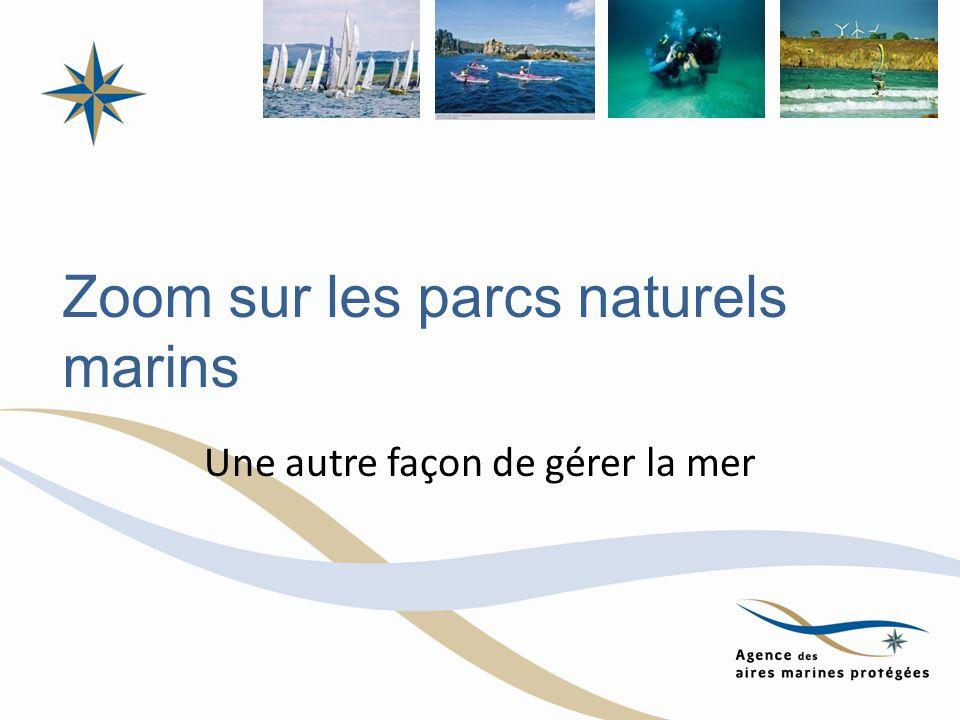 Zoom sur les parcs naturels marins Une autre façon de gérer la mer