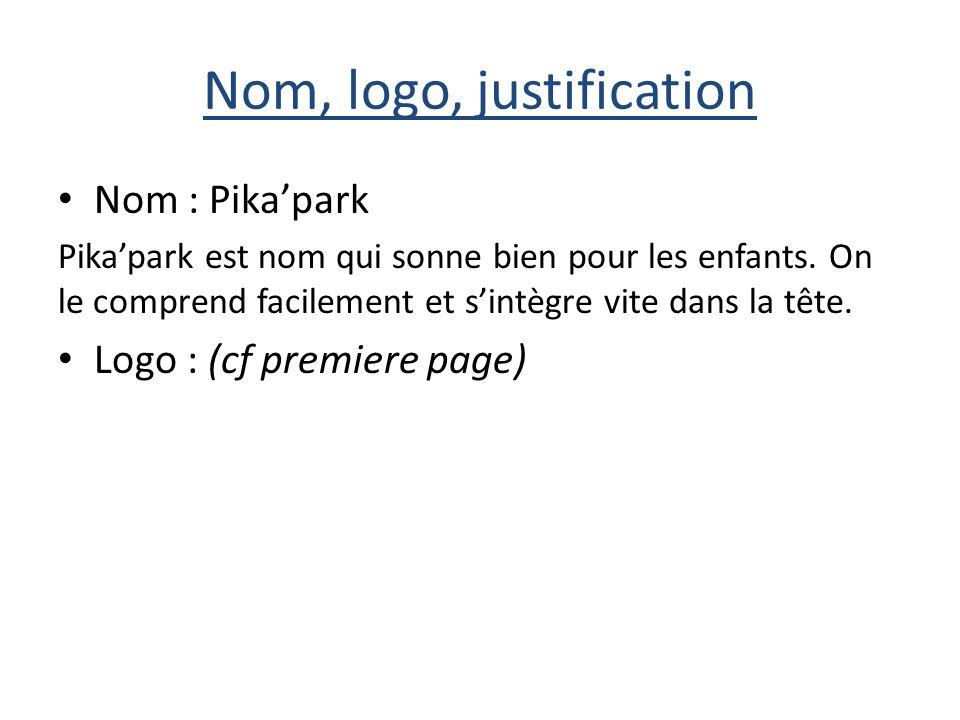Spécificités du parc Le parc se partage en plusieurs univers.