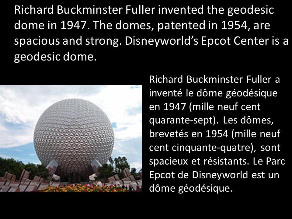 R. B. Fuller 1895 to 1983