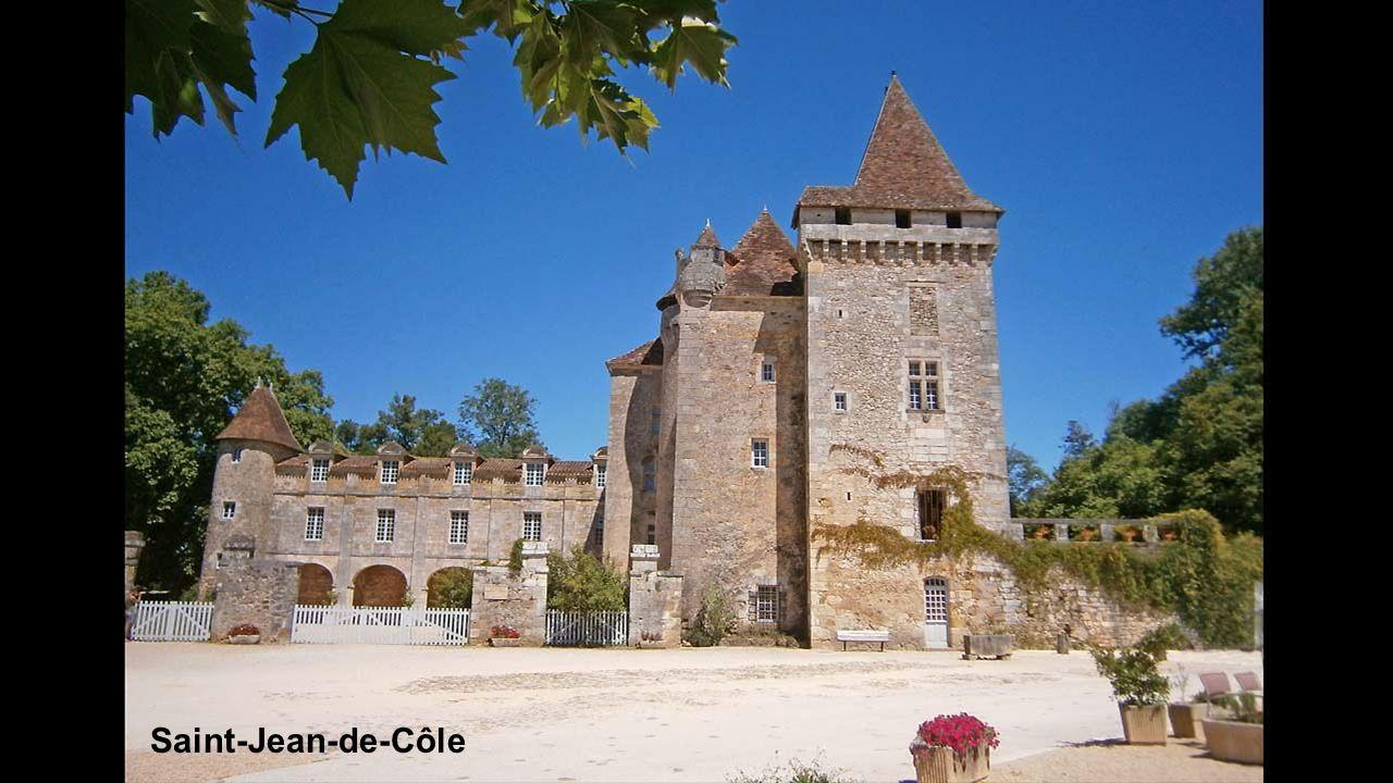 Saint-Jean-de- Côle