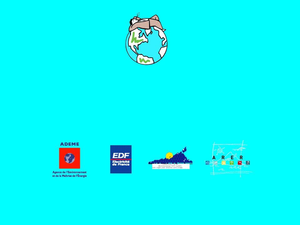 Prévision dévolution des usages 0 500 1 000 1 500 2 000 2 500 3 000 3 500 4 000 4 500 1990199520002005201020152020 Divers Marmites à Riz Climatisation Chauffe-eau électrique Lave linge Congélateur Réfrigérateur Télévision Eclairage GWh