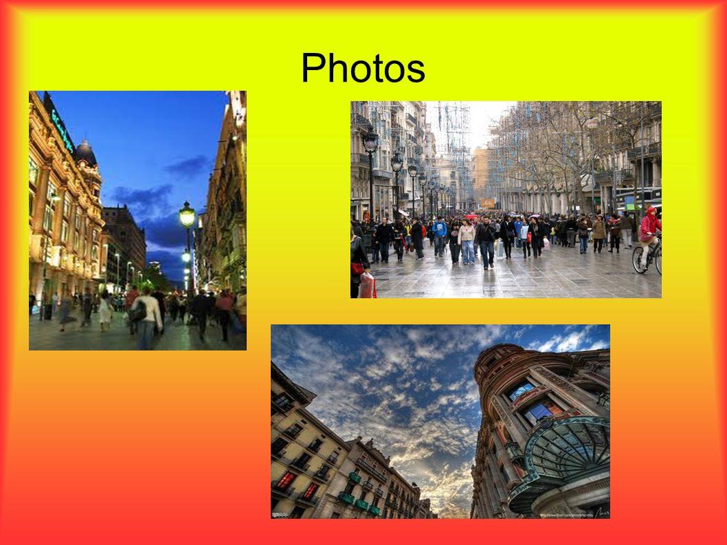 Portal de l Àngel Il est une célèbre rue piétonne de Barcelone pour recueillir un grand nombre d établissements commerciaux.