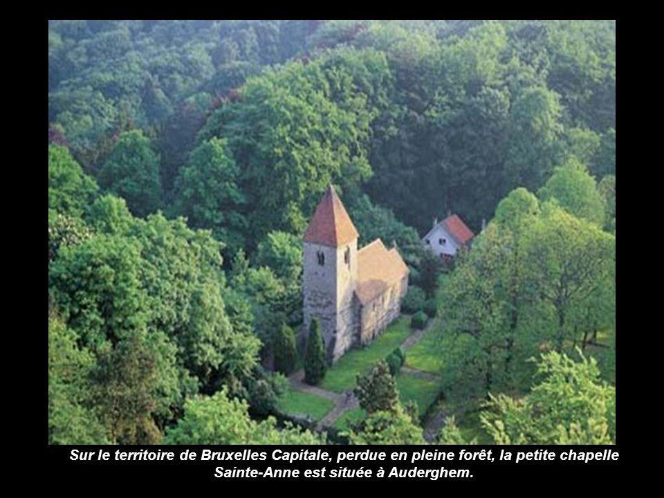 Sur la commune de Ganshoren, le château de Rivieren, de style féodal, sest converti en un endroit sélect pour y organiser événements et cérémonies au