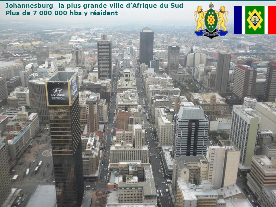 Pretoria cpitale administrative env.