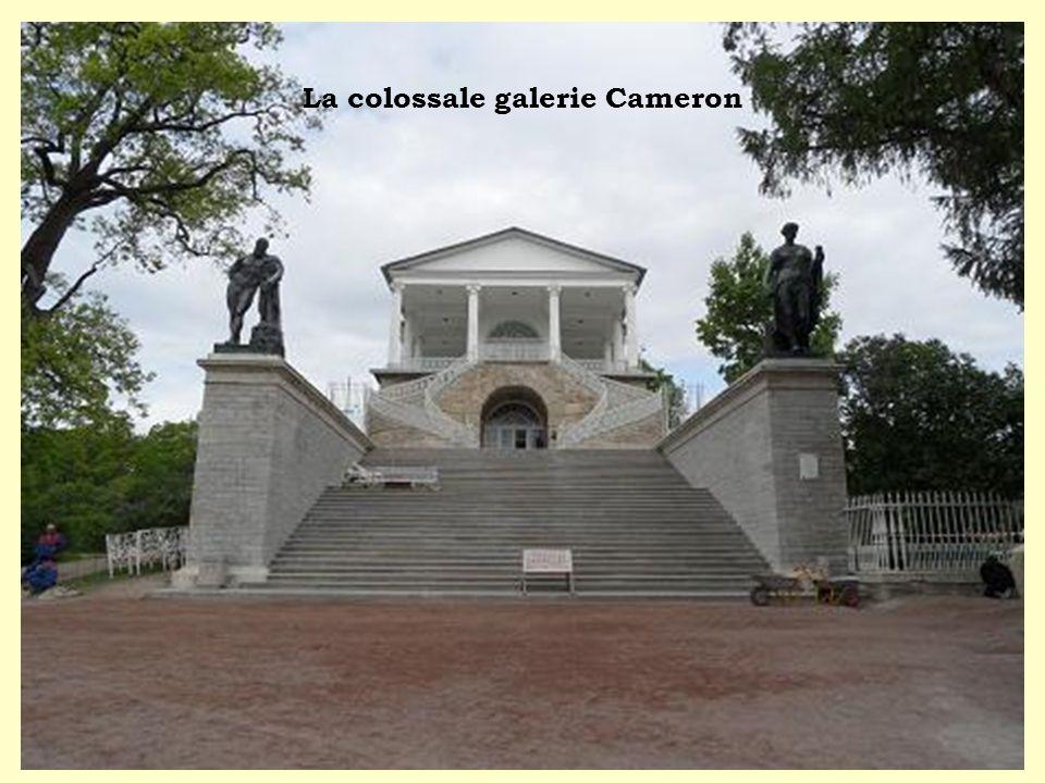La colossale galerie Cameron