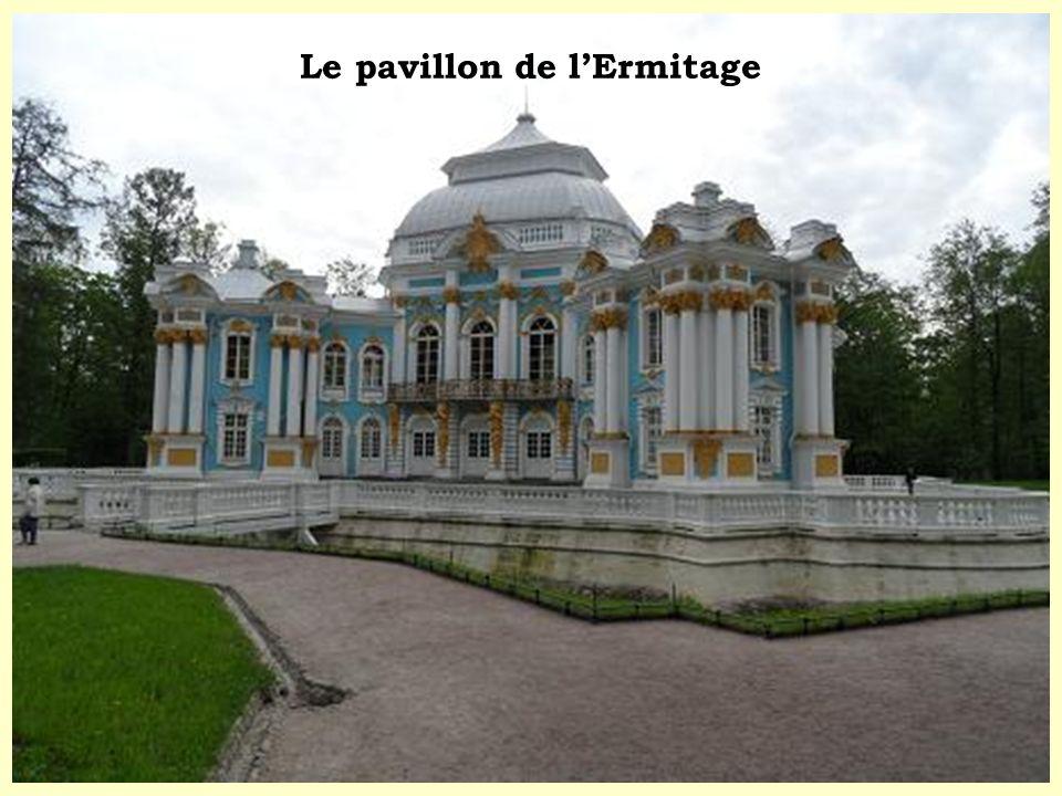 Le pavillon de lErmitage