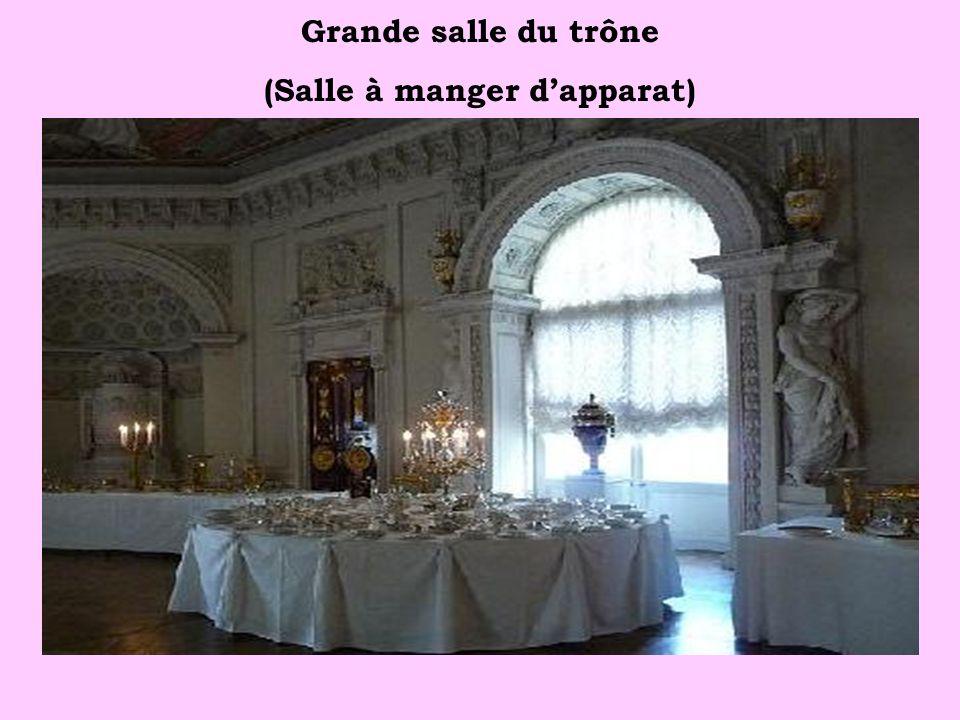 Grande salle du trône (Salle à manger dapparat)