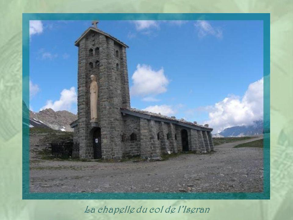 Col de LIseran : vue sur la Tarentaise.