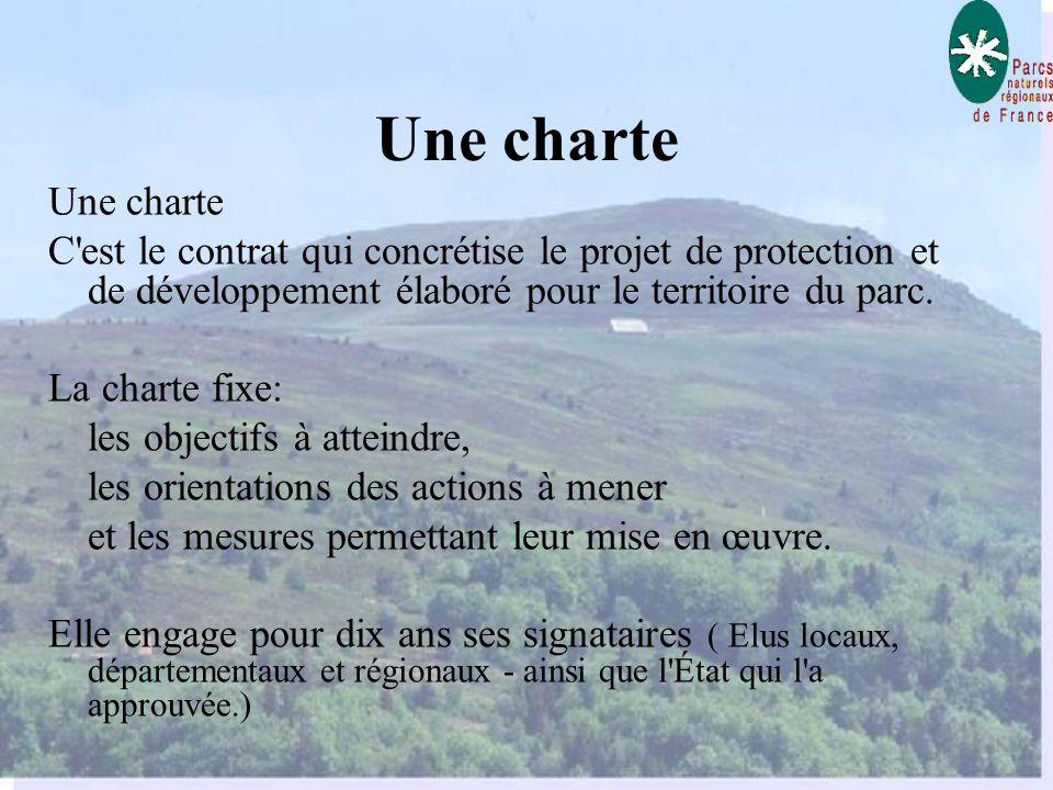 Le Concept des PNR Il apparaît en France, vers la fin des années 1960. Il consiste à classer des territoires riches et fragiles, et à mobiliser les ac