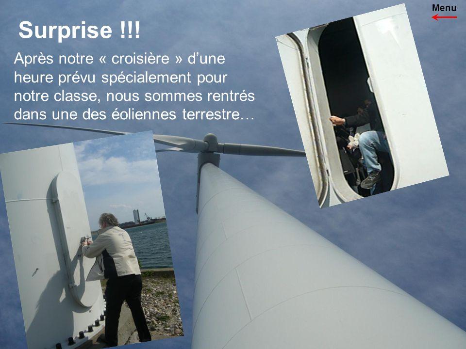 Conclusion Le Danemark est un leader et précurseur dans la construction et l utilisation de l énergie éolienne, la France ne possède pas de parcs offshore et peu déoliennes sur terre compte tenu de ses capacités.