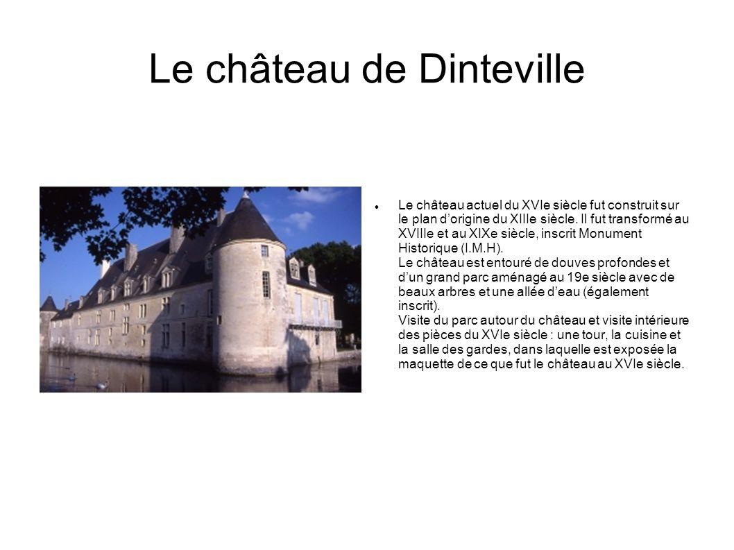 Le château du grand jardin (Joinville) Le Château Edifié entre 1533 et 1546 par Claude de Lorraine.