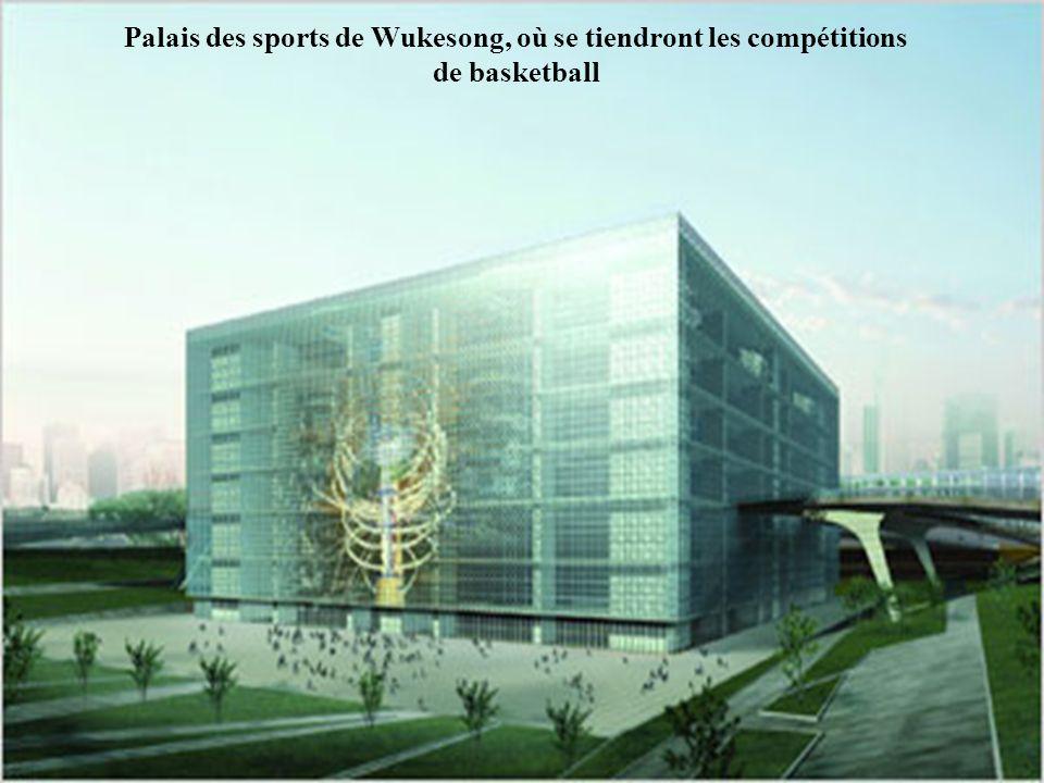 Hall du tir où se tiendront les matchs de qualification et finales de onze épreuves de tir (10m,25m,50m), ainsi que toutes les compétitions de tir pour les Jeux paralympiques