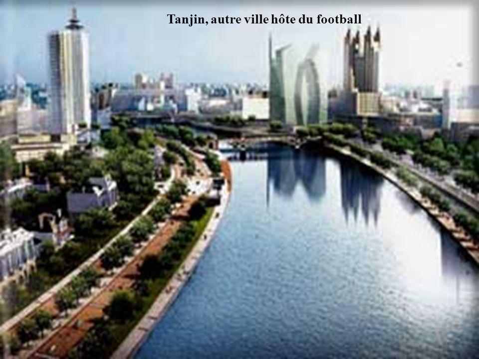 Shanghai, ville hôte du football