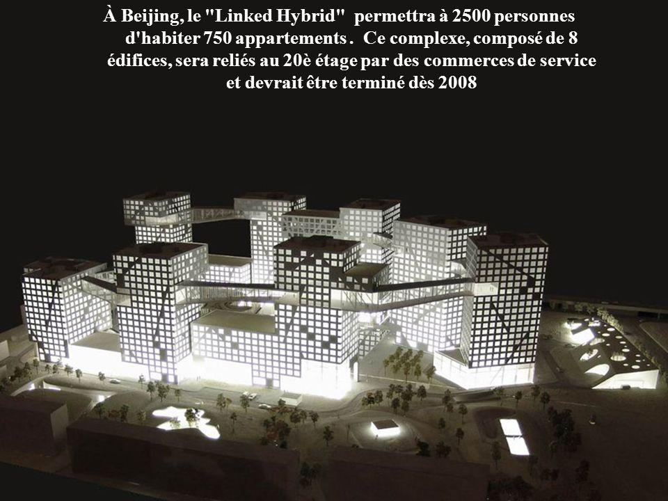 La 1 ère phase de la construction de la ville de Eco Dongtan, située près de Shanghai, devrait être terminée en 2010.