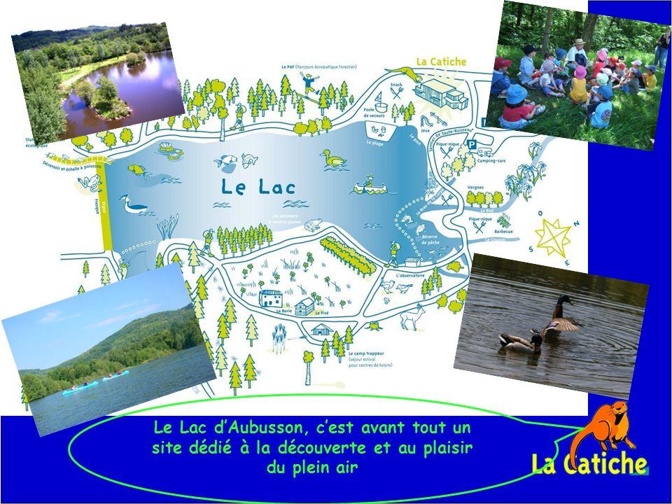 La Catiche ne dispose pas dun centre dhébergement mais peut vous mettre en relation avec un partenaire Ou le futur centre dhébergement du Brugeron (ouverture février 2011) …à 5km du Lac