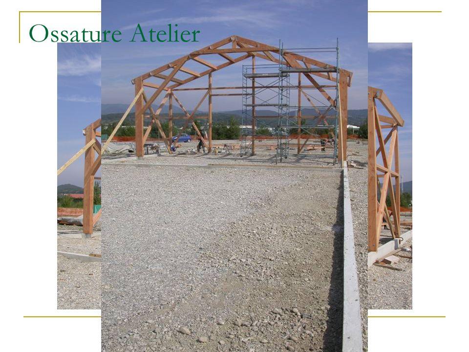 Ossature Atelier