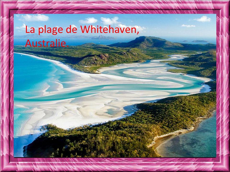Te Whanganui-A-Hei, Nouvelle- Zélande.