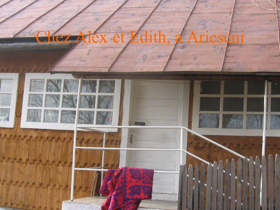 Chez Alex et Edith, a Arieseni