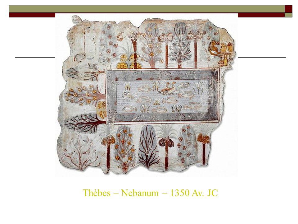 Thèbes – Nebanum – 1350 Av. JC