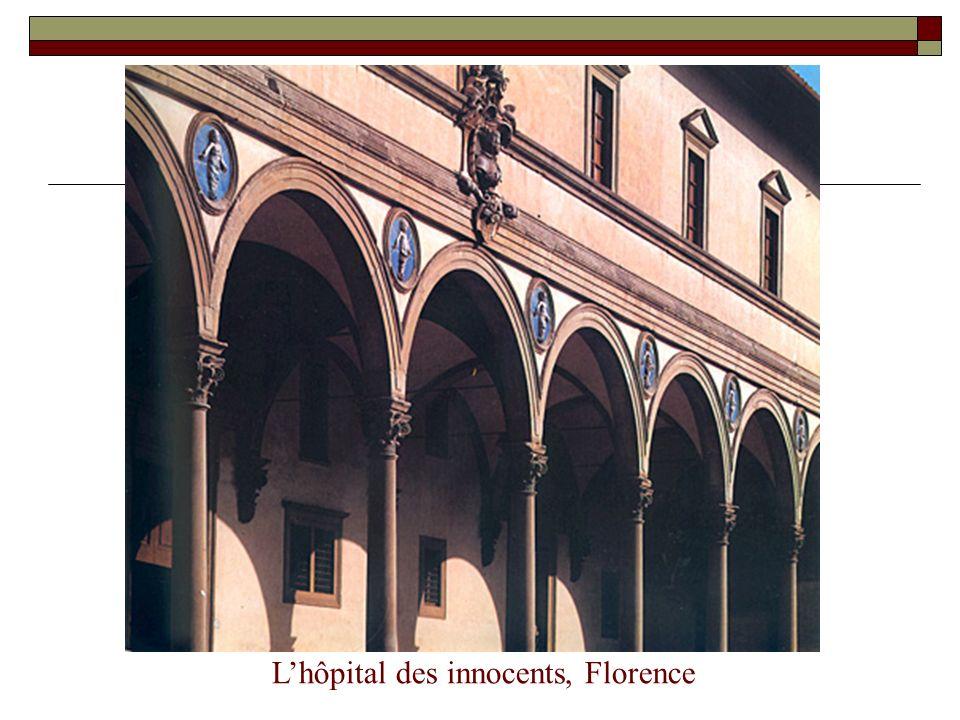 Lhôpital des innocents, Florence