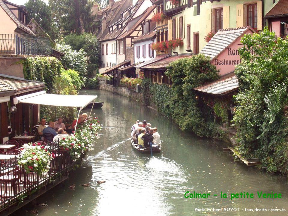 Colmar – la petite Venise