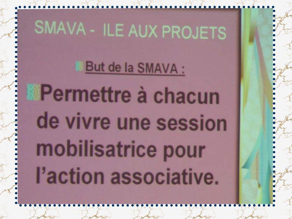 SMAVA à la ferme Léonie à St-Laurent en Grandvaux dans le Jura – Juin 2011