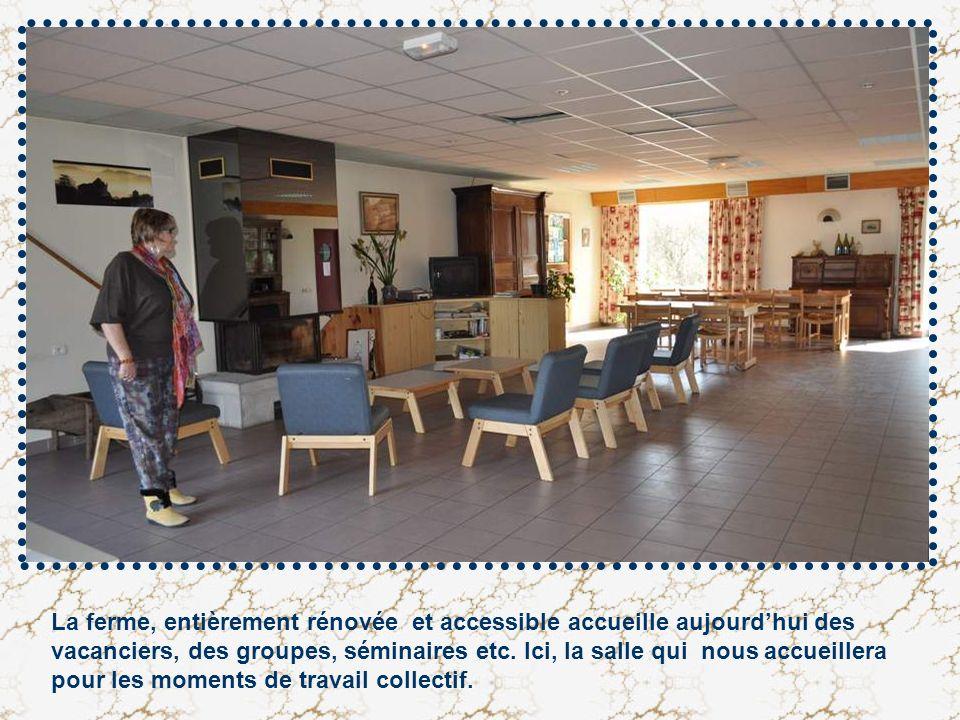 Au revoir… On se retrouve en novembre en Bretagne pour une nouvelle séance… Pour tous renseignements : denis.vivant@apf.asso.frdenis.vivant@apf.asso.fr Blog : http://iap.blogs.apf.asso.fr/http://iap.blogs.apf.asso.fr/
