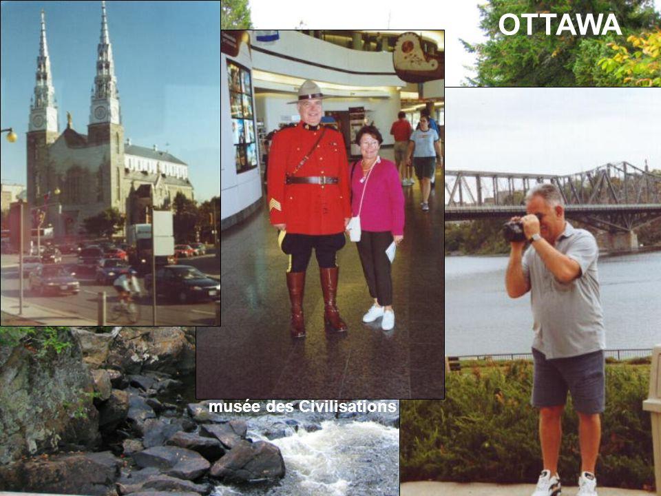 OTTAWA musée des Civilisations
