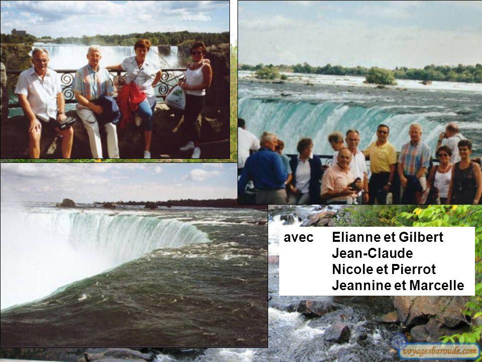 avecElianne et Gilbert Jean-Claude Nicole et Pierrot Jeannine et Marcelle