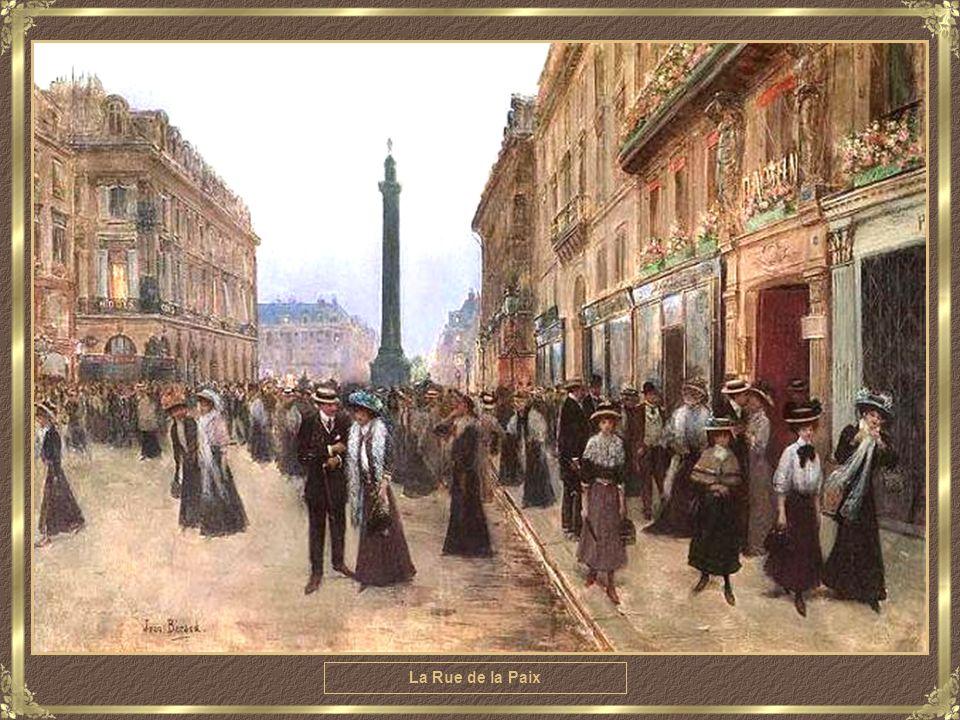 La Rue du Havre