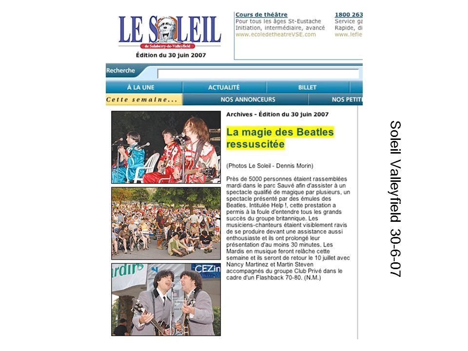 The Montreal Gazette 2-7-07