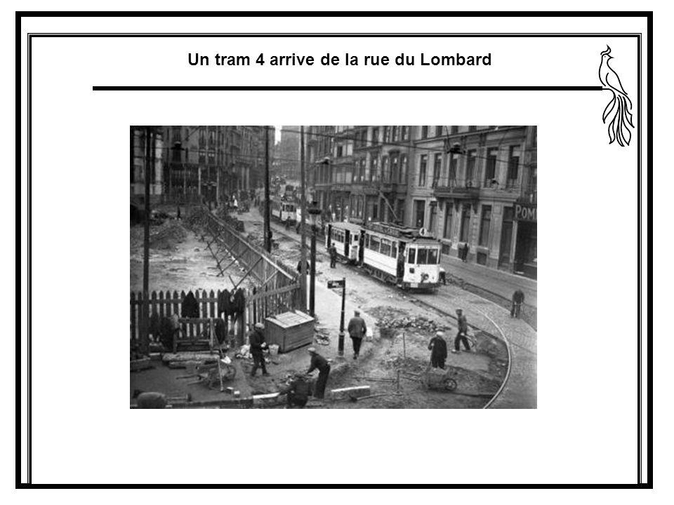 Bruxelles comme on ne la pas connue Porte de Namur 1928