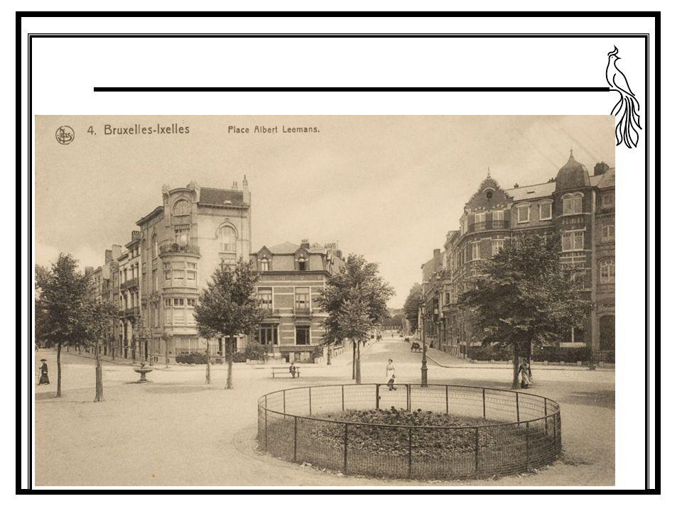 La Caserne Boulevard Général Jacques.