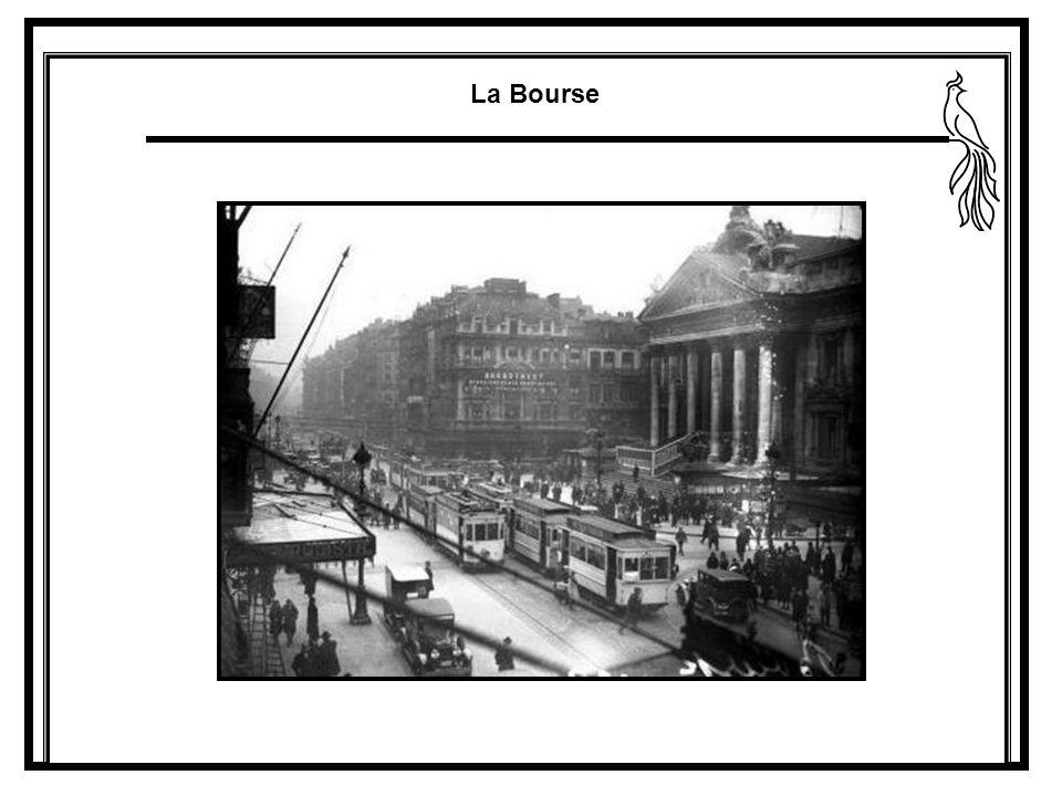 Porte Louise : léglise des Carmes 1928