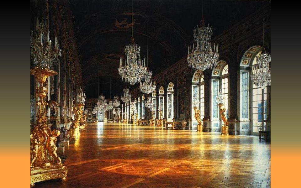 Grille royale – Château de Versailles