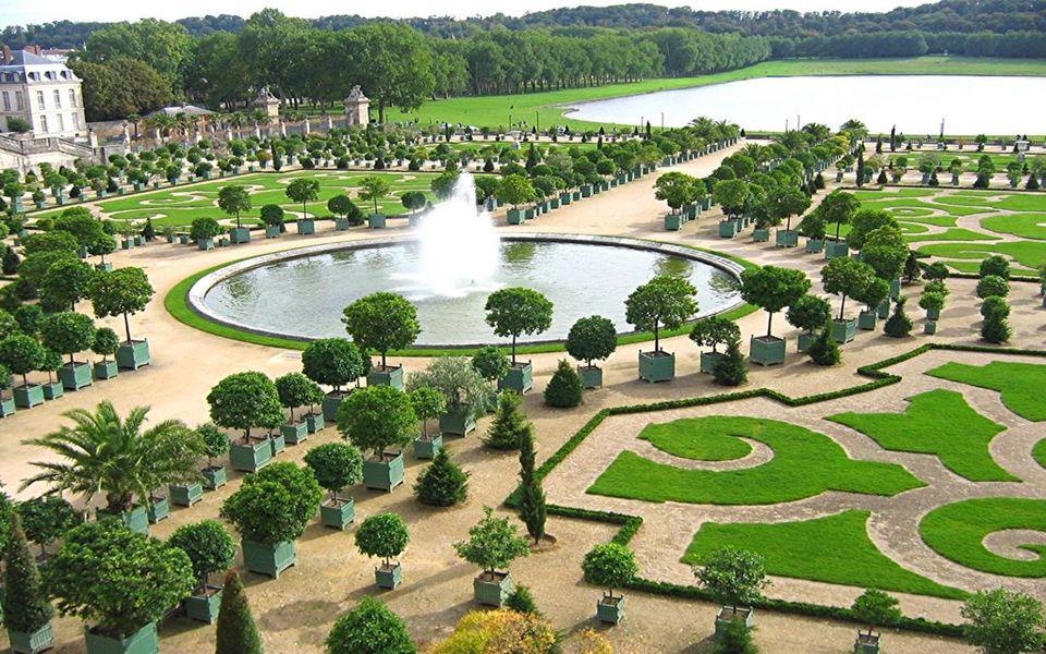 Statue de Louis XIV- Château de Versailles