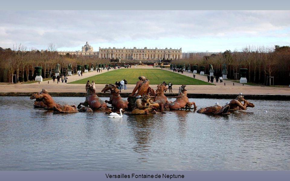 Jardins – Bassins Château de Versailles