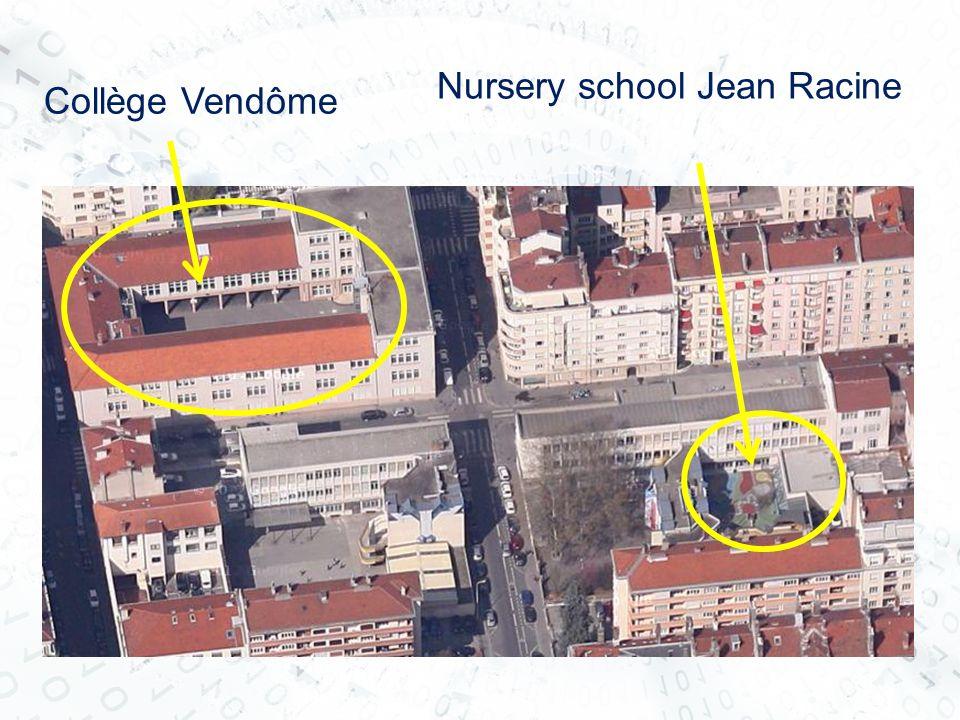 Collège Vendôme Nursery school Jean Racine
