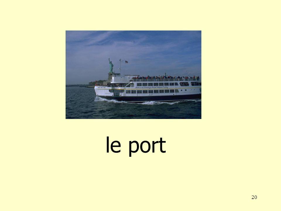 20 le port