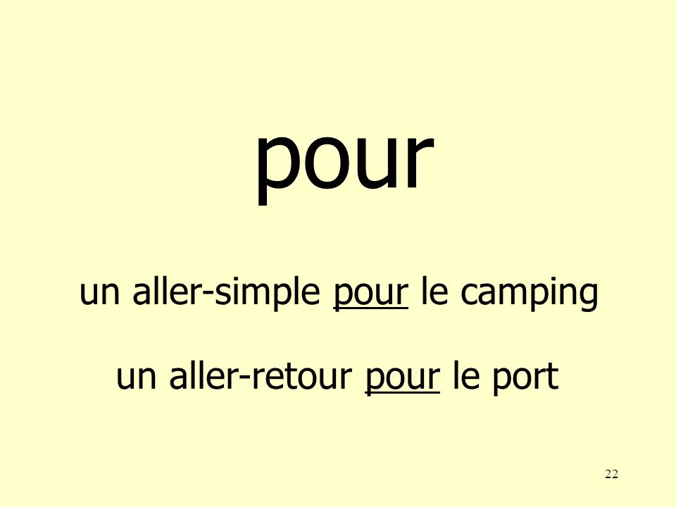 21 le camping