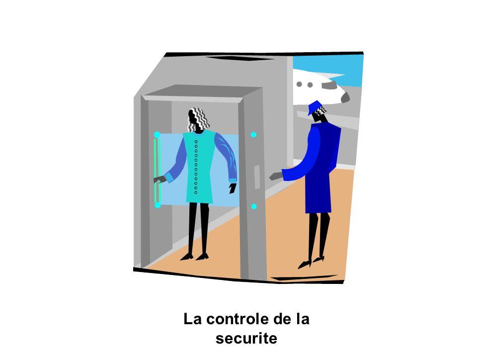 La controle de la securite