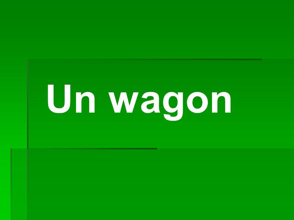 Un wagon