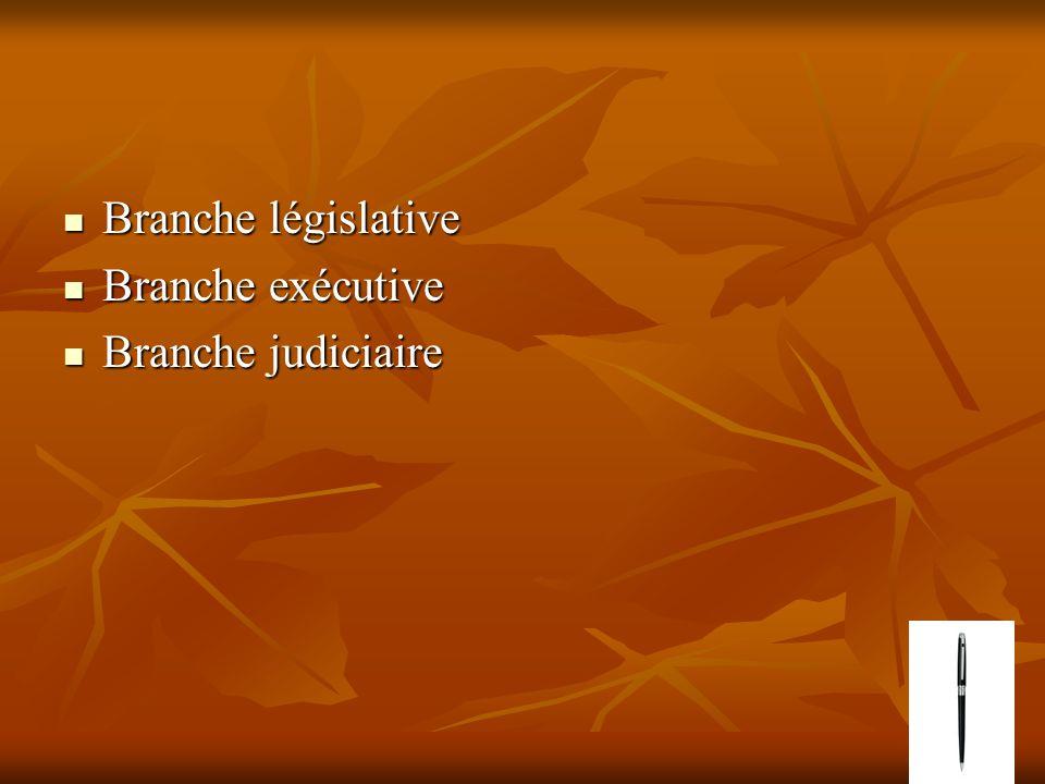 3.12 La discipline de parti Il faut voter selon les idées de votre parti politique ….