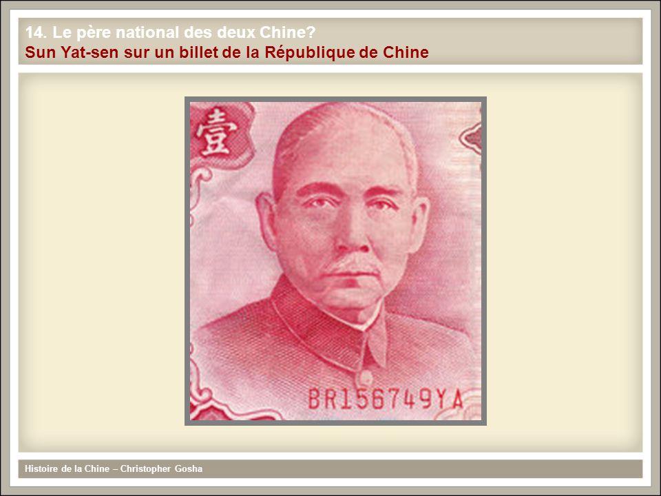 14. Le père national des deux Chine.