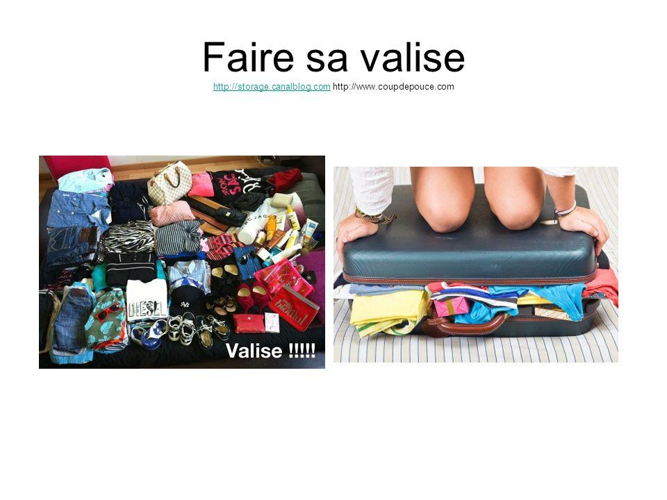 Un passager http://www.google.fr Une valiseun bagage à main